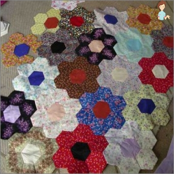 Patchwork-Tags in Patchwork-Technik