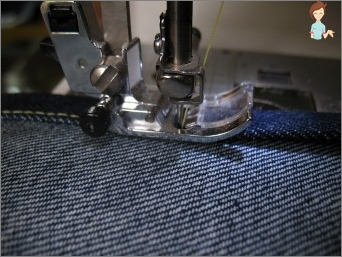 How to sew wide pants?