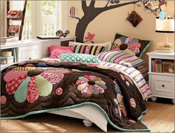 Sewing bed linen