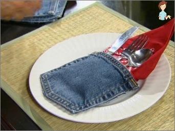 Was kann aus alten Jeans gemacht werden?