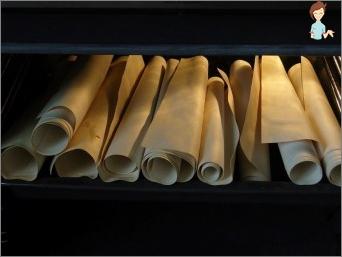 Simple tricks for efficient paperwork