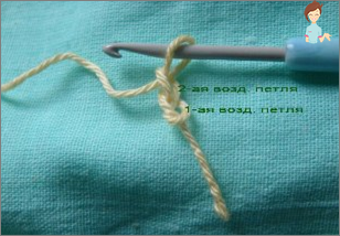 Circuit Lace Knitting Schemes and Description