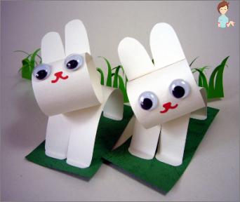 Kunsthandwerk für Kinder: Was für ein Kind nehmen?