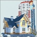 Landhaus oder Wohnung in der Stadt