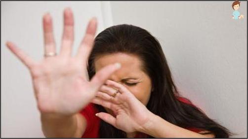 Rechtsschutz gegen häusliche Gewalt