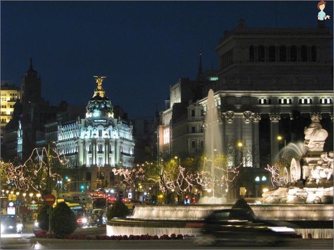 Neues Jahr in Spanien