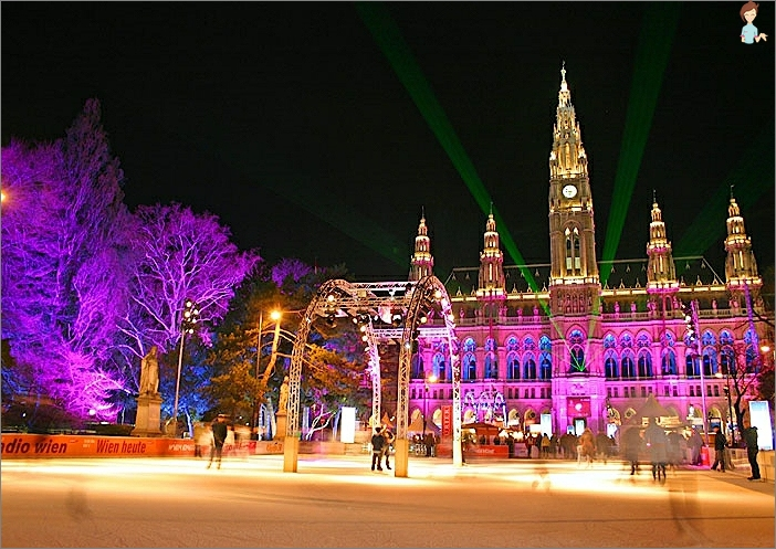 Neues Jahr in Österreich