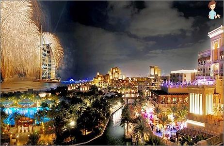 Neues Jahr in Dubai