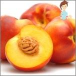 Nützliche Früchte während der Schwangerschaft - Pfirsiche