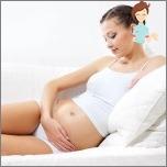 Und sollte es während der Schwangerschaft toxikose geben?