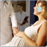 Drossel während der Schwangerschaft - Wie man behandelt?