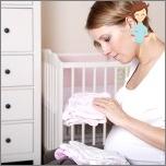 Schwangerschaft 38 Woche - Die Entwicklung des Fötus und des Sensation der Mutter
