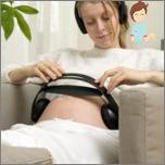 Schwangerschaft 35 Woche - Entwicklung des Fötus und des Gefühls einer Frau